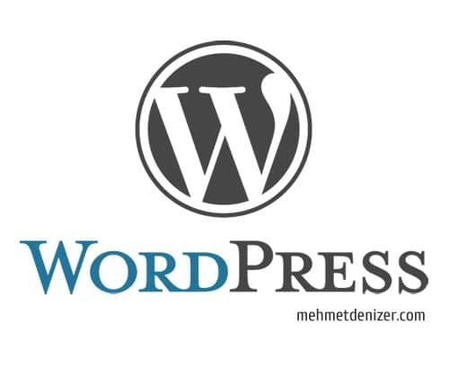 Photo of Wordpress hızlandırma yöntemleri