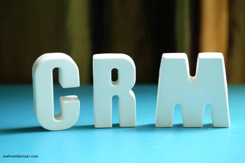 CRM-(Costumer Relationship Management)