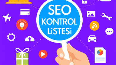 Photo of SEO Kontrol Listesi
